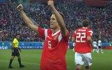 Сборная России обыграла команду Египта на ЧМ-2018 и  вышла в плей-офф