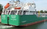Российский танкер «Механик Погодин» заблокировали в порту Херсона на 3 года