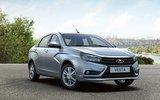 Lada Vesta в 2018 году стала самой продаваемой моделью в России