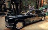 Минпромторг представил видео о создании лимузина Aurus
