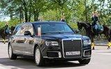 Автомобили Aurus стали доступны для заказа у дилеров
