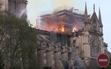 Названа возможная причина пожара в Нотр-Дам-де-Пари