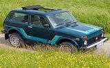 В Германии отзовут 1,5 тысячи автомобилей Lada Niva