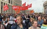 В Москве начался митинг КПРФ «За честные и чистые выборы»