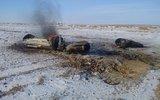 В Казахстане упала запрещенная ранее российская ракета