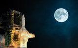 Для доставки людей на Луну предложено использовать проект «Рывок-2»