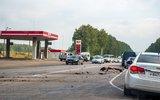 Названы регионы с наибольшим количеством автомобильных аварий