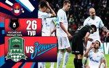«Зенит» досрочно выиграл чемпионат России по футболу