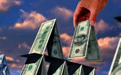 Долговая пирамида