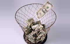 Крах мировой финансовой системы