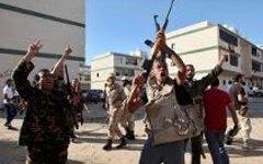 Война вернулась в Триполи