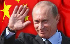 Путин полетел в Китай за инновациями