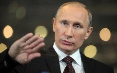 Владимир Путин © РИА Новости, Алексей Дружинин