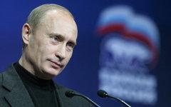 Владимир Путин и «Единая Россия»