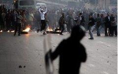 Беспорядки в Сирии
