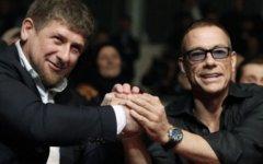 Рамзан Кадыров и Жан-Клод Ван Дамм