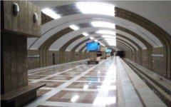 Станция «Райымбек батыра» Алматинского метро. Фото с сайта metroalmaty.kz