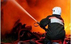 Пожар. Фото с сайта vladnews.ru