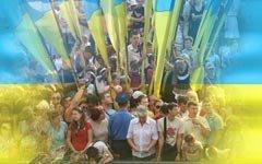 20 лет «независимости» Украины: «Ще не вмерла Украина, если мы гуляем так!»