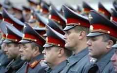 Перед выборами Кремль ублажает полицию