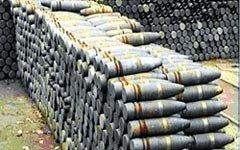 Утилизация боеприпасов грозит экологической катастрофой