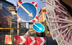 Власть и народ объединила ненависть к дорожным коррупционерам