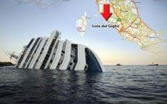 Капитана Costa Concordia взяли под стражу