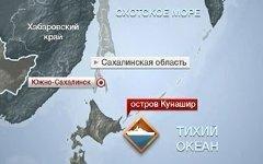 Район бедствия судна «Ирина». Фото с сайта thetimesnews.ru