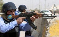 Иракская полиция
