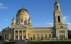 Свято-Троицкий кафедральный собор, Екатеринбург