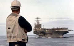 Авианосец «Джон Стеннис» © фото с сайта msc.navy.mil