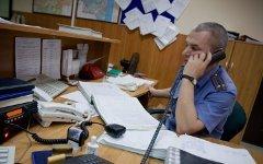 Сотрудник полиции © фото KM.RU
