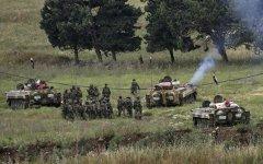 Сирийские войска вторглись на территорию Ливана