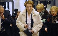 Заммэра Москвы по социальной политике Людмила Швецова, фото РБК