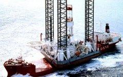 Платформа «Кольская», фото с сайта «Арктикморнефтегазразведки»