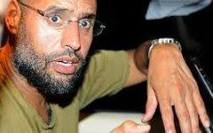 Саиф аль-Ислам Каддафи. Фото с сайта obozrevatel.com
