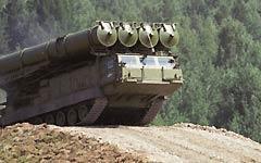 Зенитно-ракетный комплекс С-300 © РИА Новости, Дмитрий Коробейников