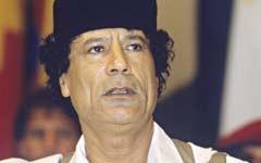 Муаммар Каддафи © РИА Новости, Алексей Бойцов