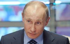 Владимир Путин Фото © РИА Новости, Яна Лапикова