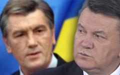 Сегодня Янукович во многом напоминает позднего Ющенко