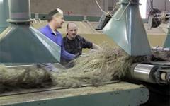 Производство льна, фото с сайта biznes-hroniki.ru