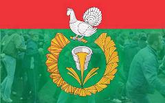 Флаг Верхнего Уфалея. Коллаж © KM.RU