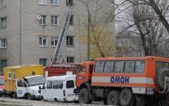 Спецоперация в Казани © РИА Новости, Максим Богодвид