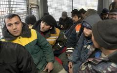 Мигранты © РИА Новости, Илья Питалев