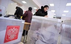 Выборы © KM.RU, Кирилл Зыков