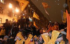 «Оранжевая революция» © РИА Новости, Дмитрий Чеботаев