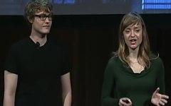 Марк Мэсси и Лесли Деван. Фото с сайта businessinsider.com