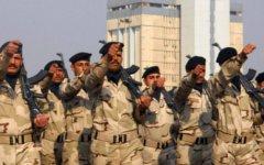 Иракские военные. Фото с сайта pmo.iq
