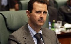 Башар Асад. Фото с сайта al-hakaek.com
