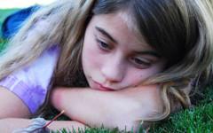 Детская депрессия. Фото с сайта presa.ge